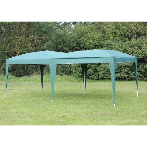 10' X 20' Palm Springs Pop Ez Set Canopy Gazebo Party Tent