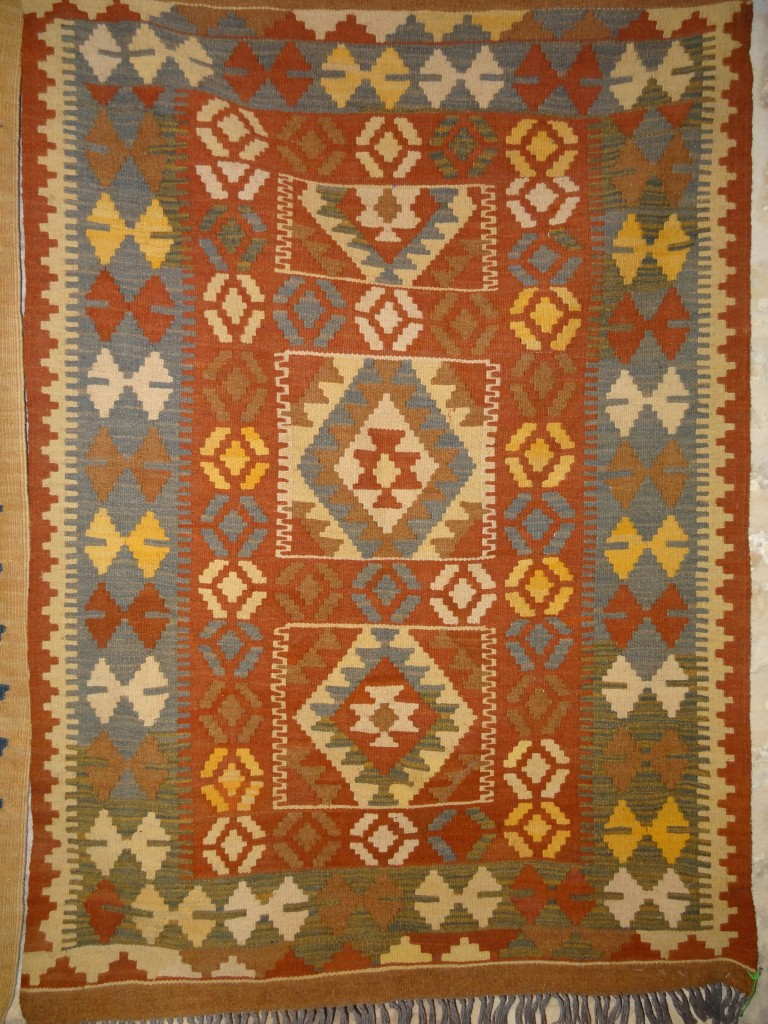 Rugs And Kilims Are The Master Elements Of Bohemian Style