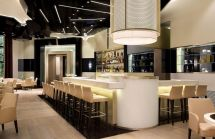 Luxury Hotel Bar and Lounge