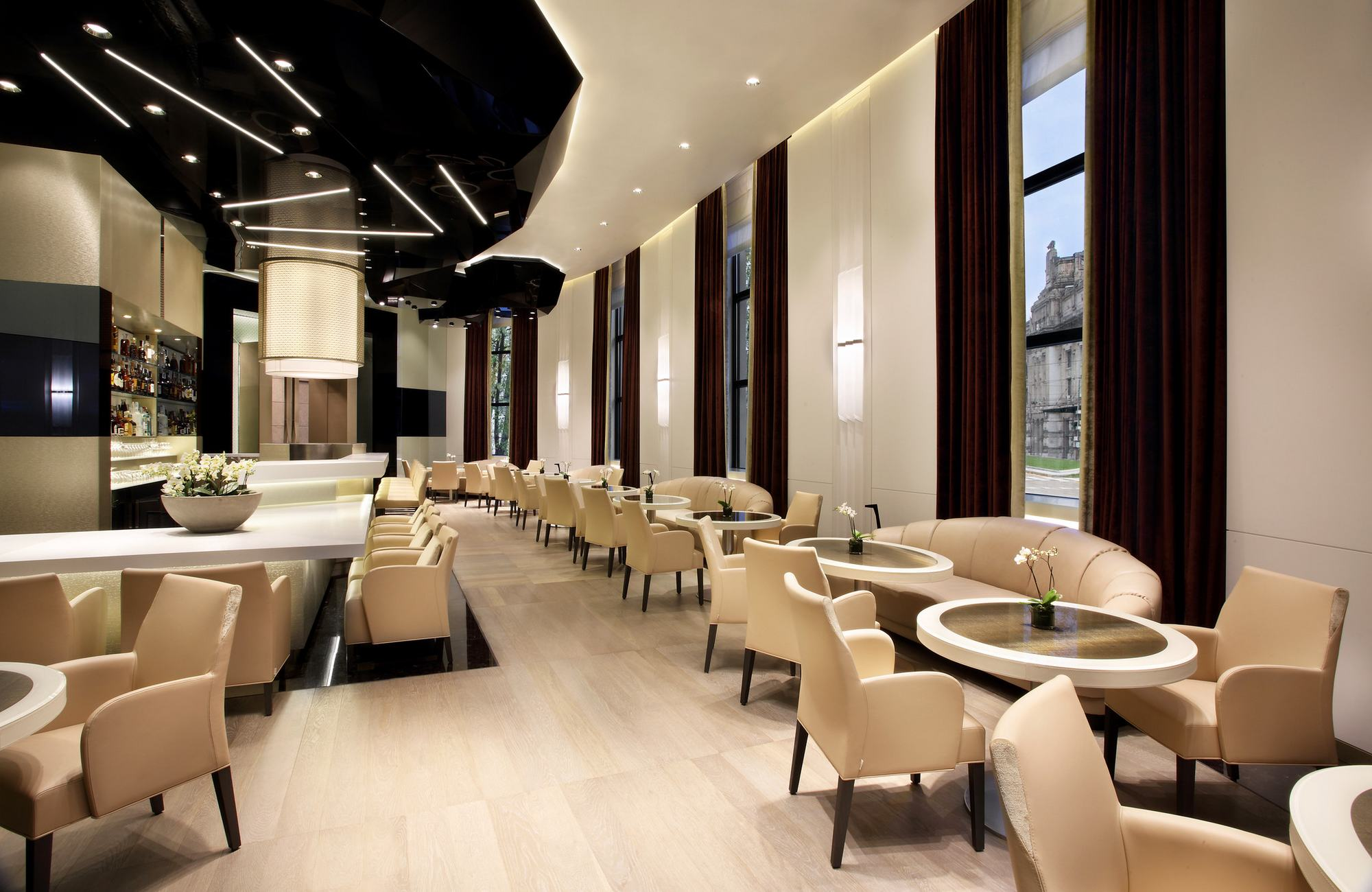 Gallia Lounge  Bar Excelsior Hotel Gallia a Luxury