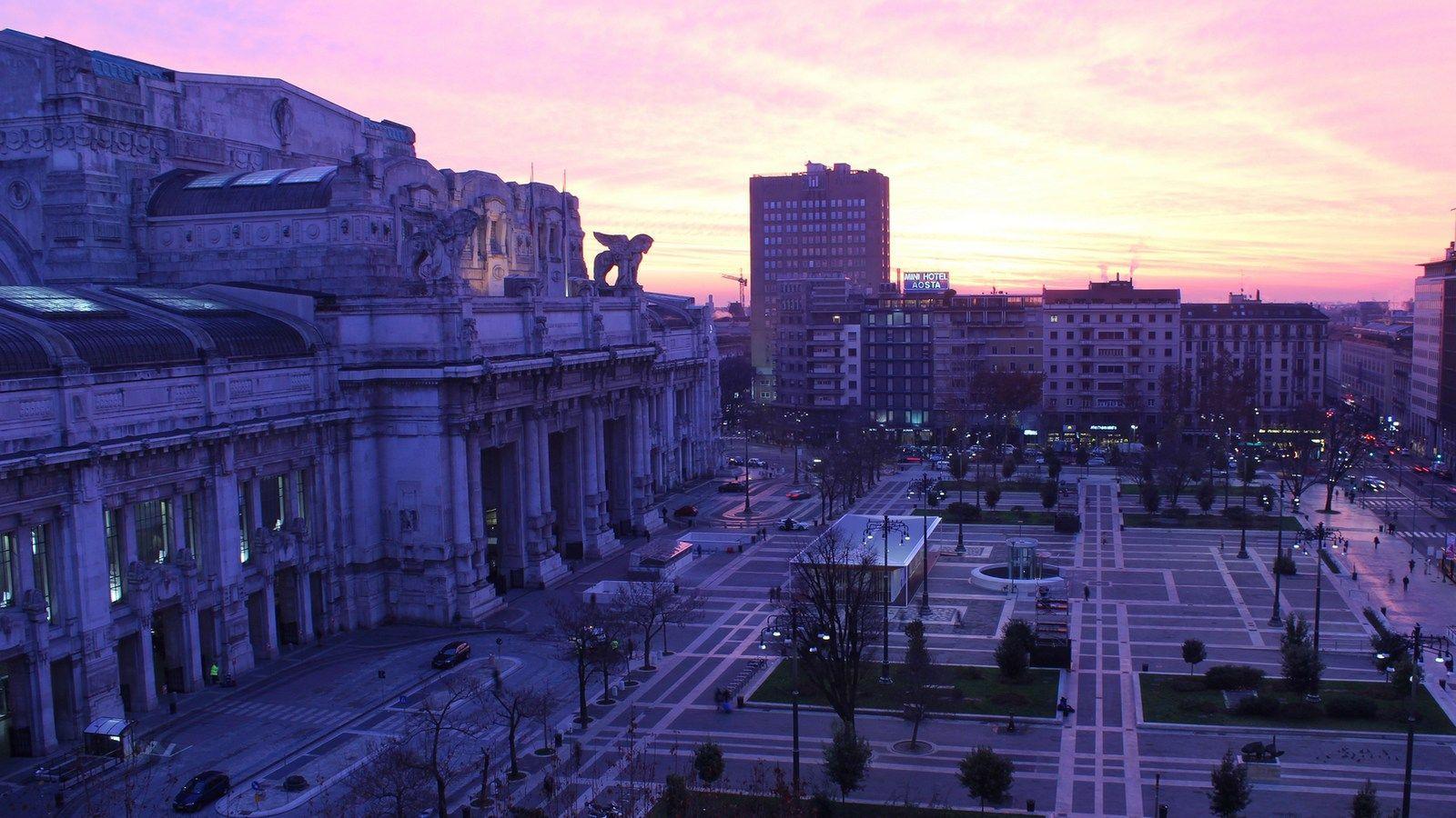 webcam Excelsior Hotel Gallia Milano