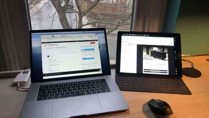 Macbook Sidecar with iPad