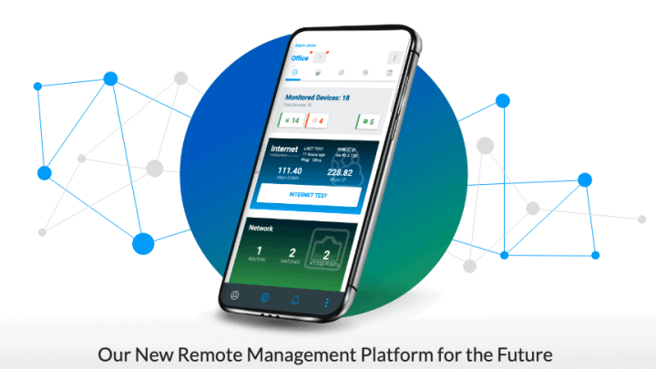 remote monitoring and management
