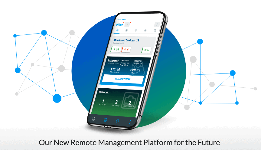 OvrC Remote Management and Monitoring Platform
