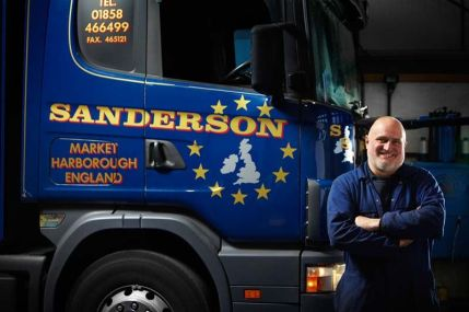 Sandersons Transport Photography