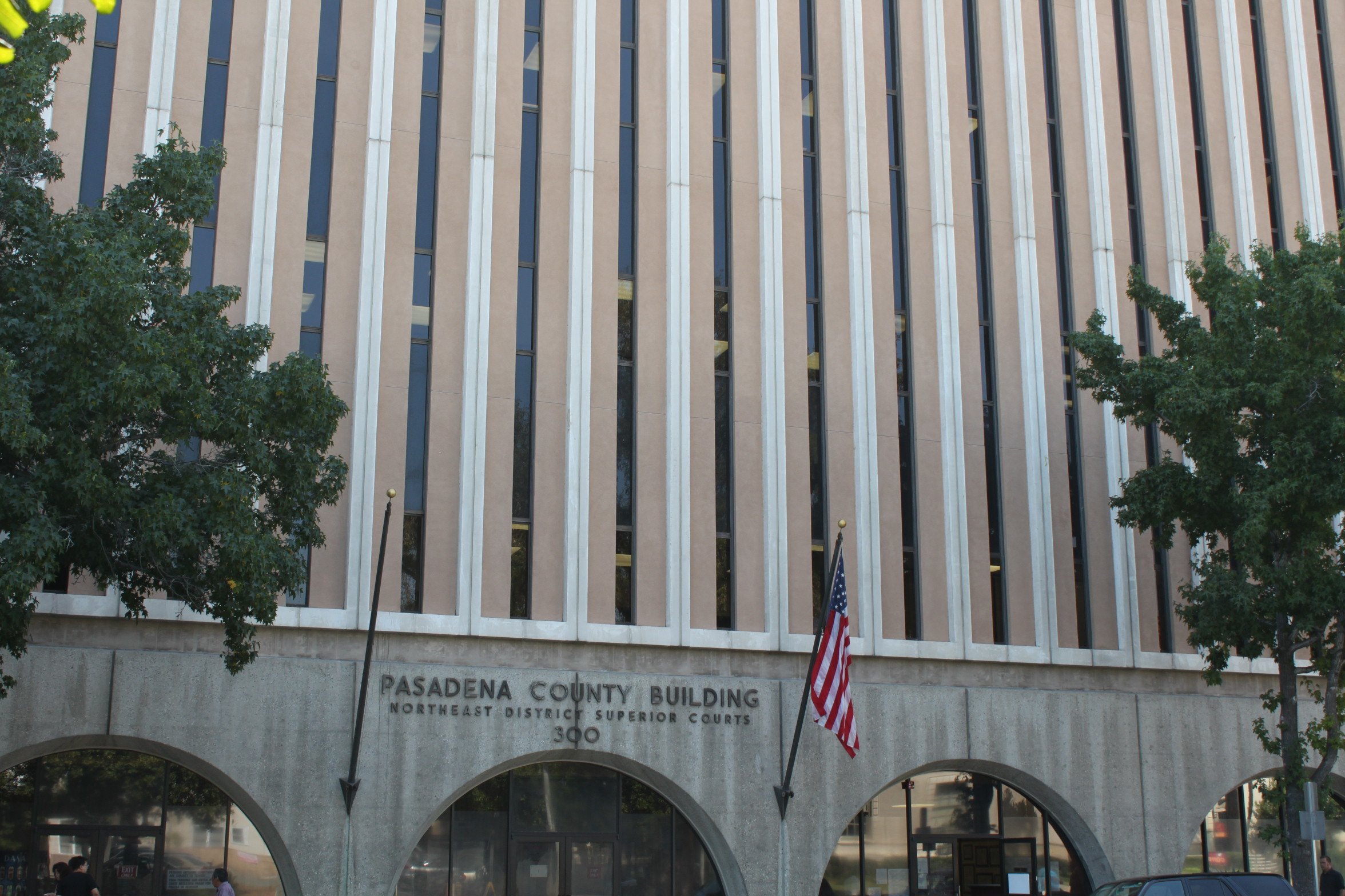 Los Angeles County Courts  The Secret Guide to Parking Meals and Restrooms  California