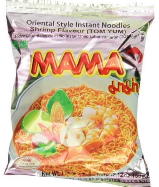 Mama Shrimp (Tom Yum) Flavour Instant Noodles   Ca-Hoa
