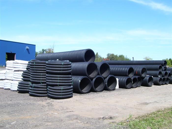 plastic culvert pipe drain tile buy in