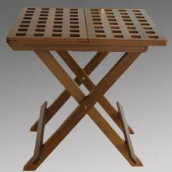 Teak Folding Chairs Canada Gaming Chair Compatible With Xbox One Marine And Boat Tables In Afi Table Square