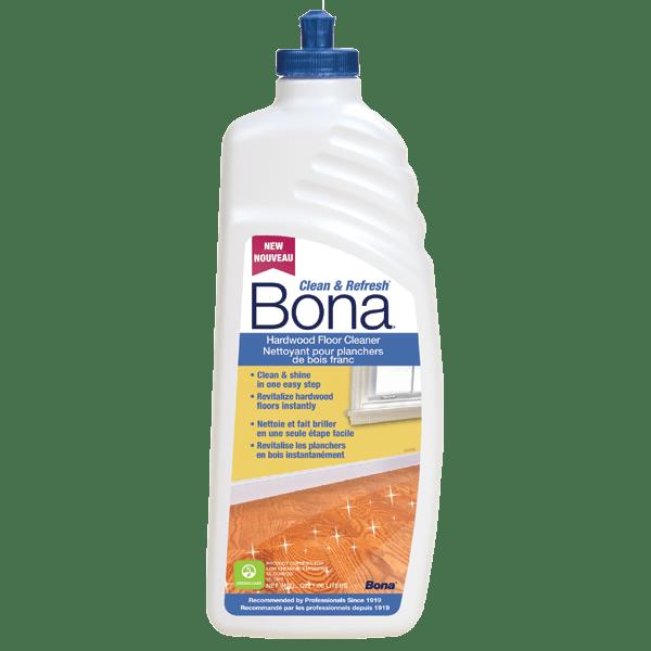 Bona Clean  Refresh Hardwood Floor Cleaner  Bona CA