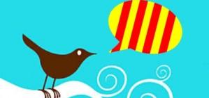 Imatge promocional de #twitterencatala. Font: www.rogercasero.cat