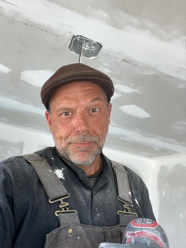 John Macdonell owner of Mac's Metalworks