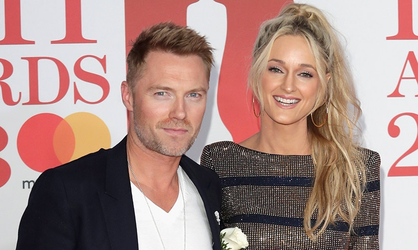 Ronan Keating Pays Tribute To His Family On International