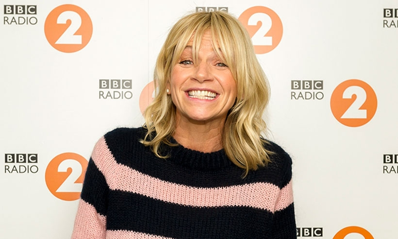 Zoe Ball Takes Over From Chris Evans As Bbc Radio 2