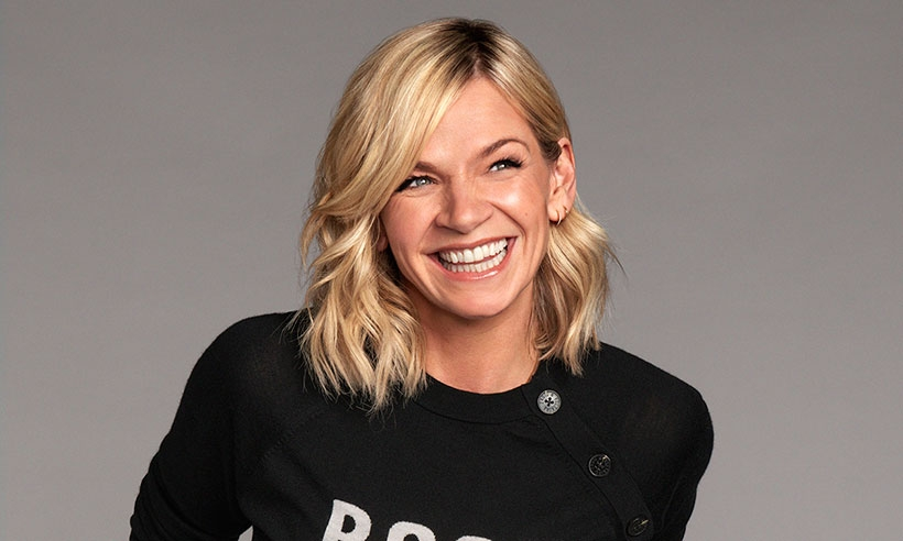 Strictly S Zoe Ball Returns To Work Following Illness
