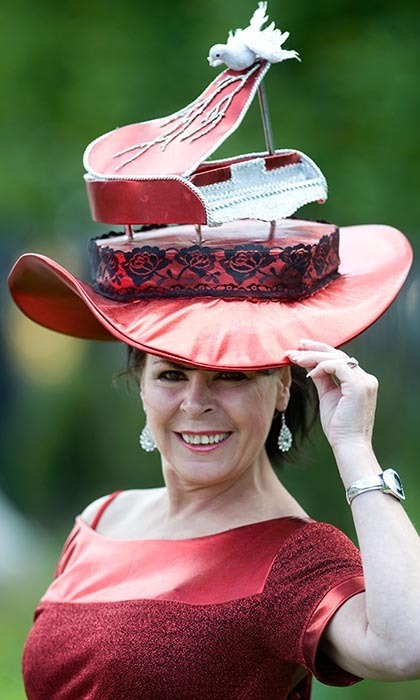 The Most Outrageous Royal Ascot Hats Ever HELLO Canada