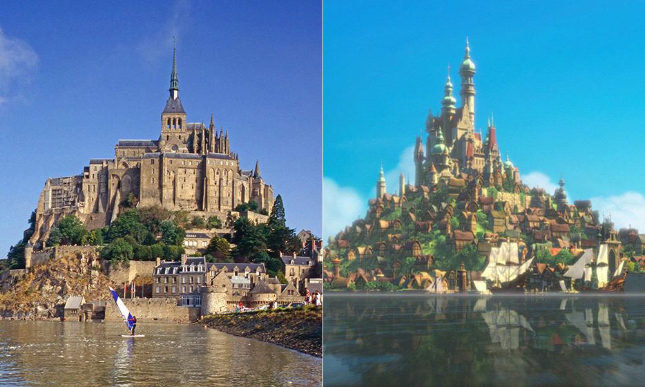 Image result for tangled movie castle