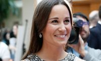 Pippa Middleton spotted in $11,000 diamond earrings