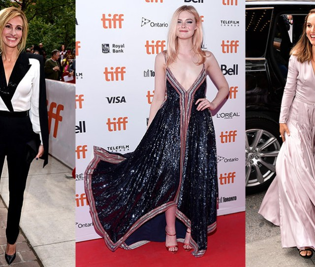The 2018 Toronto International Film Festival Kicked Off With A Bang On Thursday Sept