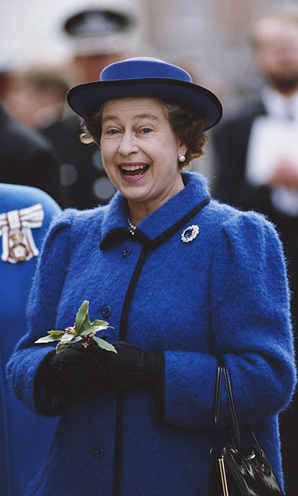 Thirty Jubilant Photos Of Queen Elizabeth II On Her 88th