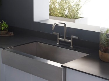 sinks kitchen floor ideas kohler canada vault new products tm