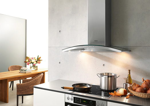 kitchen vent hood bar top tables miele ventilation hoods wall