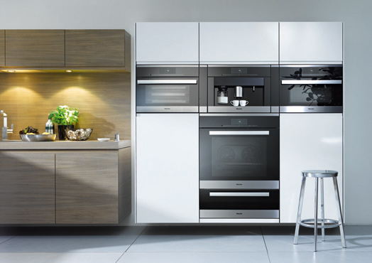 kitchen ovens pull out drawers miele