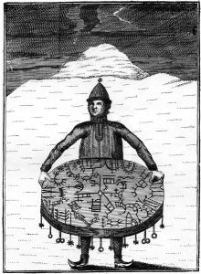 By O. H. von Lode - Leem, Knud (1767). Beskrivelse over Finnmarkens Lapper, deres Tungemaal, Levemaade og forrige Afgudsdyrkelse (Copenhagen: 1767)., Public Domain, https://commons.wikimedia.org/w/index.php?curid=1152352