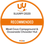 Meat Cove Campground & Oceanside Chowder Hut