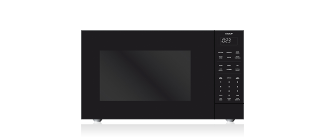 24 standard microwave oven ms24