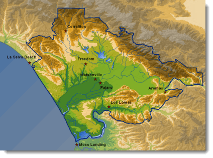 USGS California Water Science Center Simulation of Water