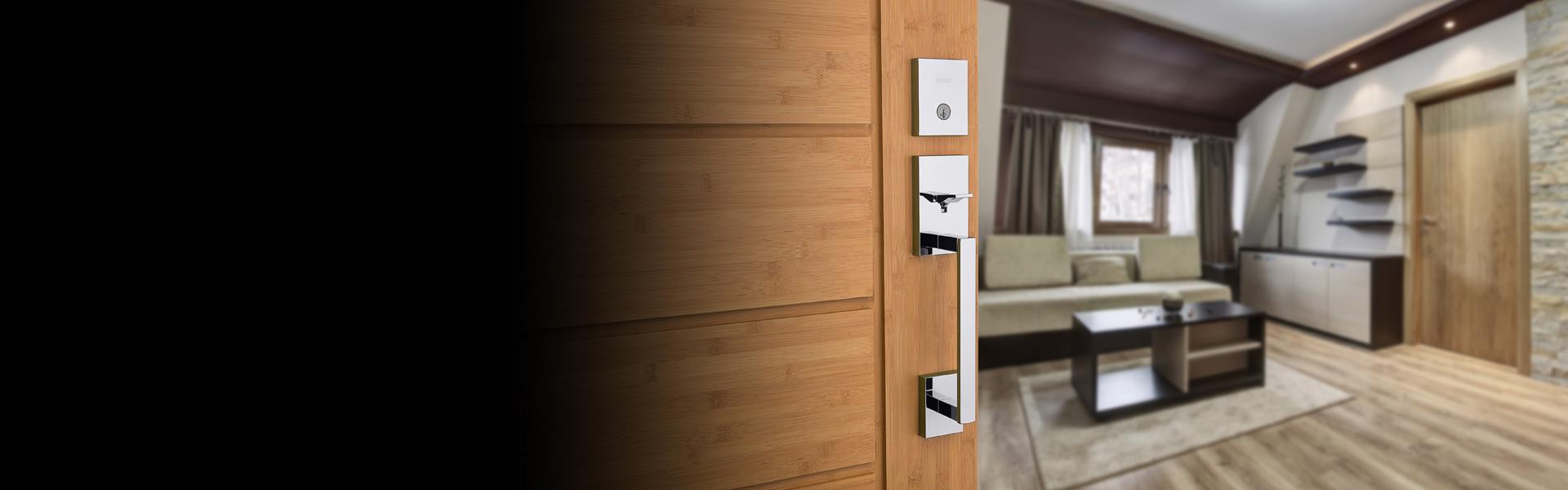 hight resolution of weiser lock handlesets