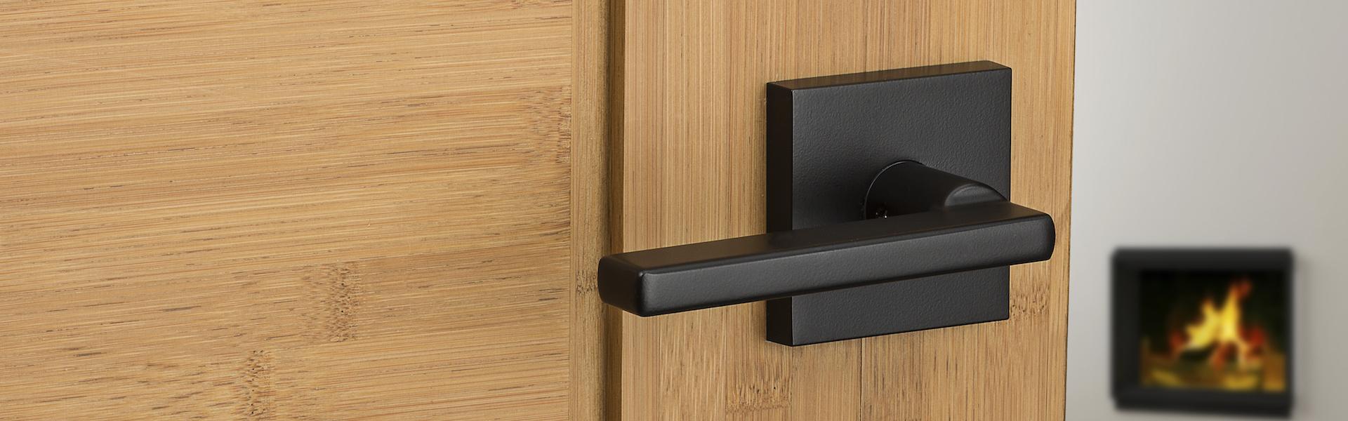 hight resolution of weiser lock door levers