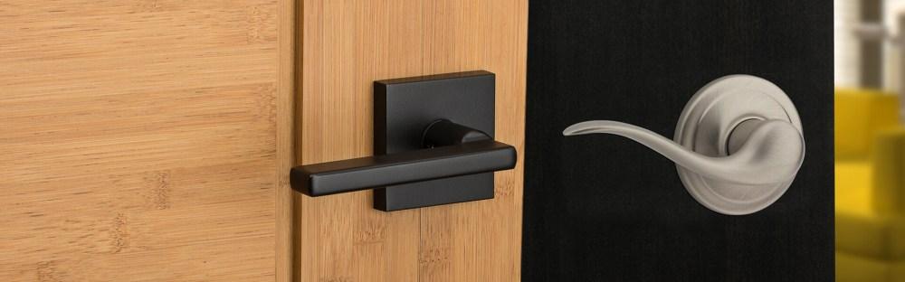medium resolution of weiser lock door levers