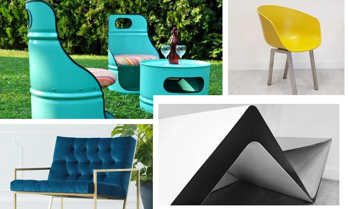 mobiliers design la chaudronnerie ca2m