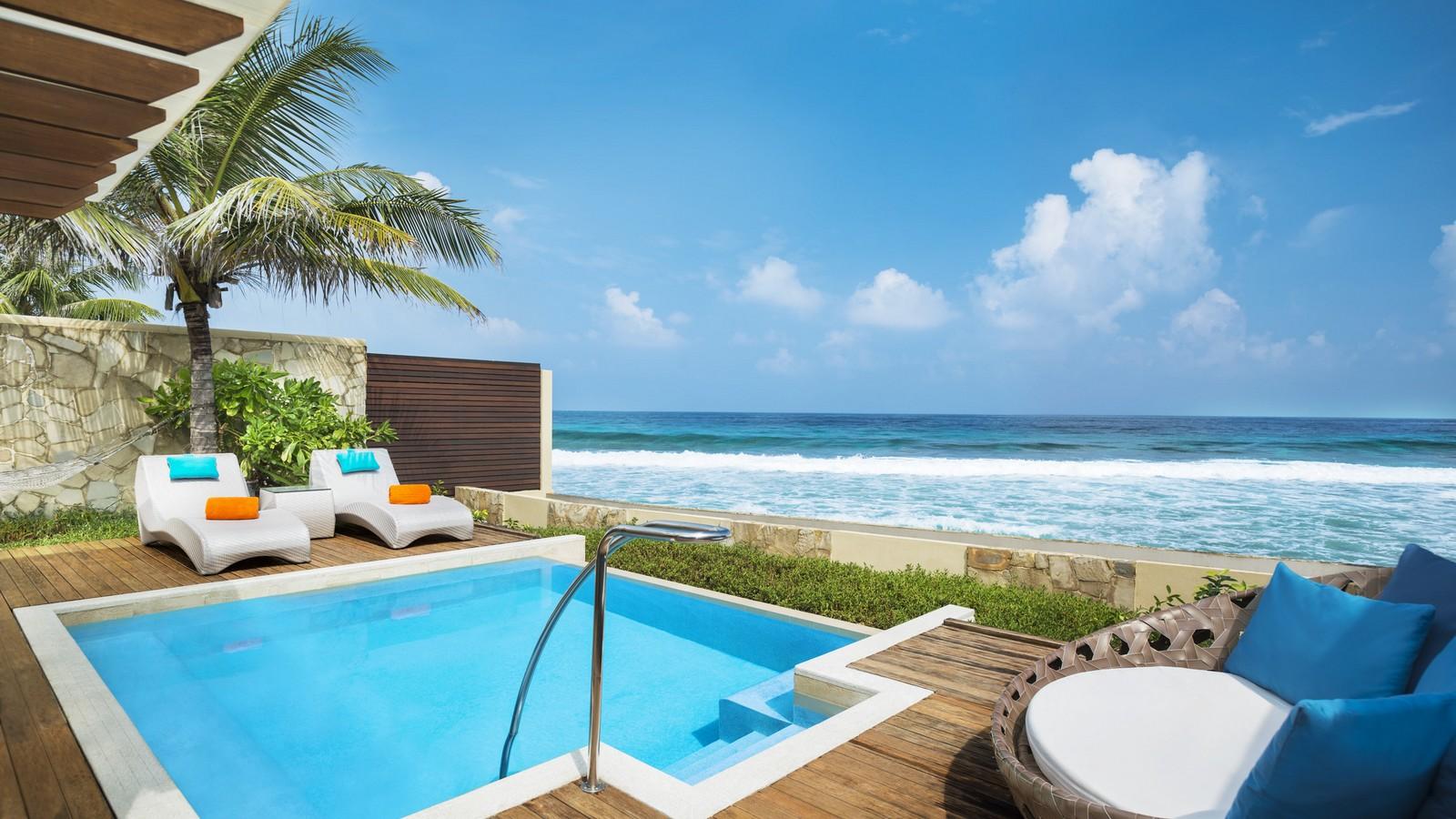 maldives luxury resort   guest rooms at sheraton maldives   luxury