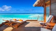 Luxury Ocean Pool Villas Sheraton Maldives Resort