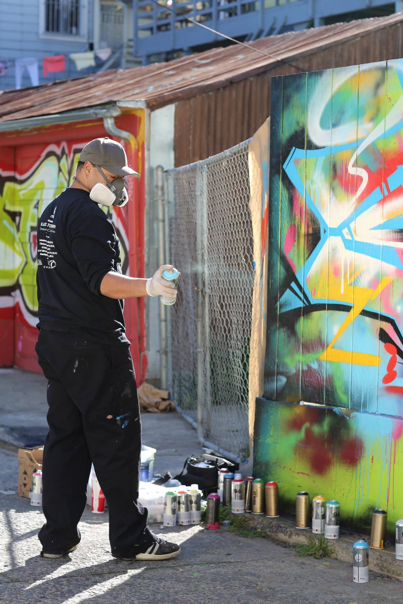 learn math with graffiti