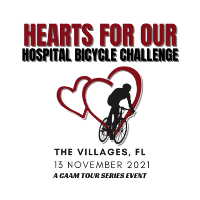 Hearts for Our Hospital Bicycle Challenge @ La Hacienda Regional Recreation Center | Lady Lake | Florida | United States