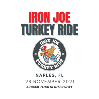 Iron Joe Turkey Ride @ Multiple Start Locations | Naples | Florida | United States