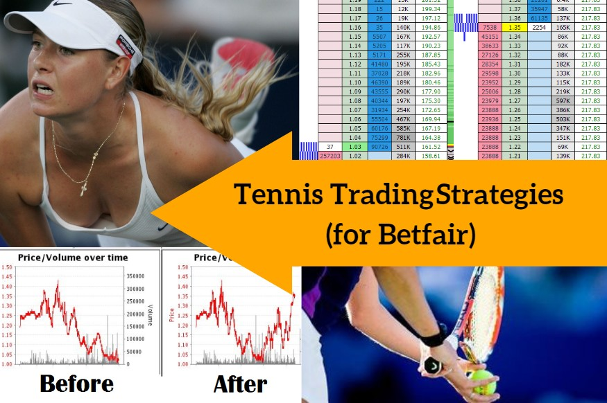Tennis Trading Strategies for Betfair
