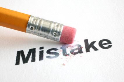 Trading on Betfair mistakes