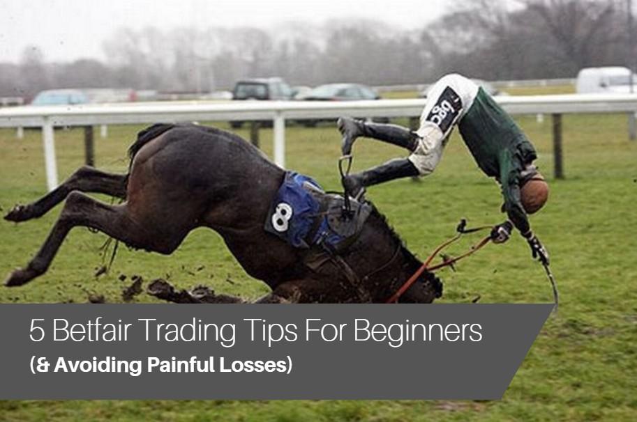 Betfair trading tips