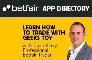Betfair Horse Racing Trader