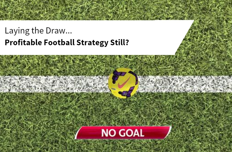 Laying the draw tips