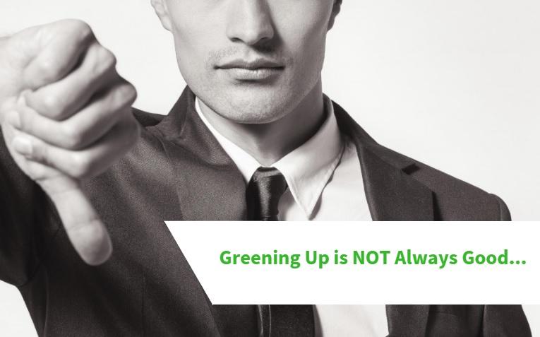 Greening Up Betfair