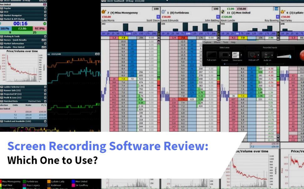 Screen Recording Software Review