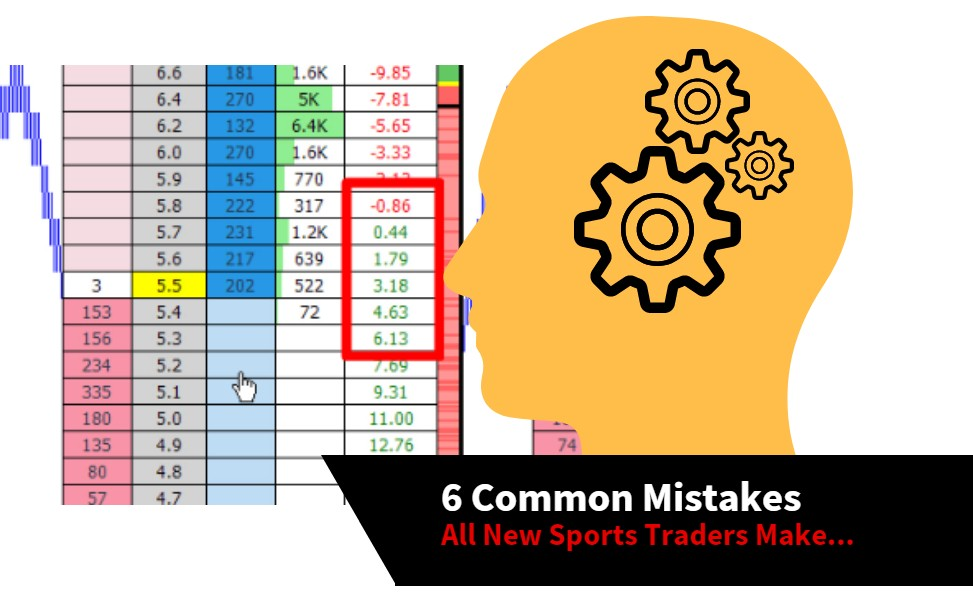 Common Sports Trading Mistakes