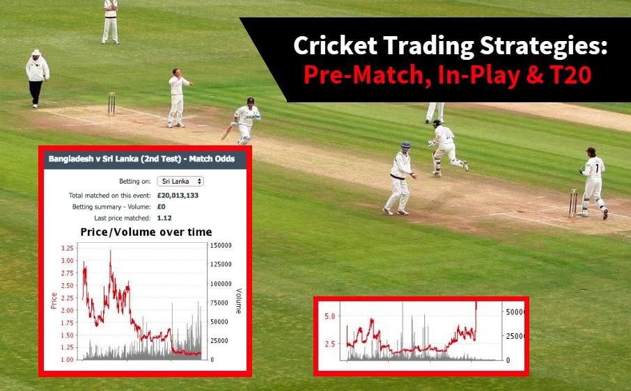 Cricket Trading Strategies