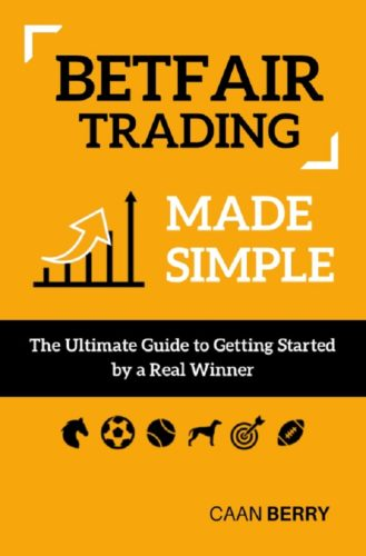 Betfair Trading Made Simple Book Front